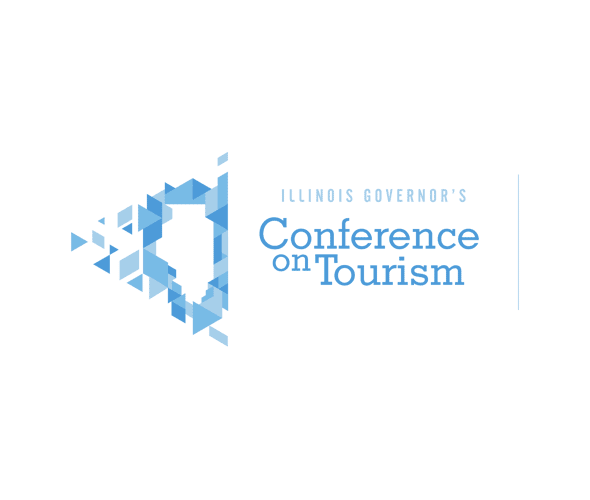 Illinois Governor's Conference on Tourism logo