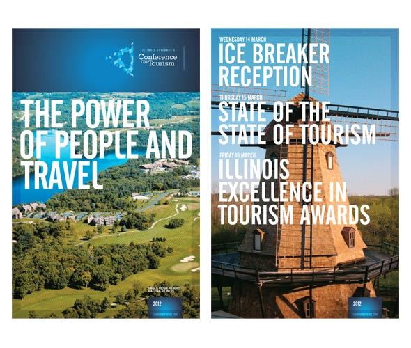Illinois Governor's Conference on Tourism program