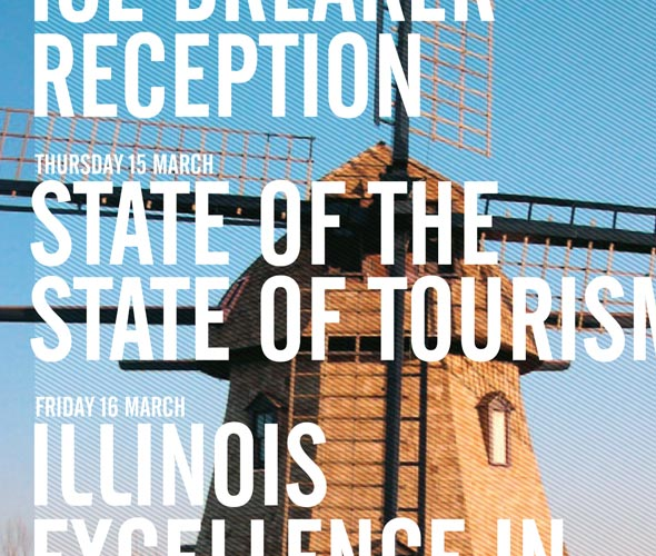 Illinois Governor's Conference on Tourism program detail