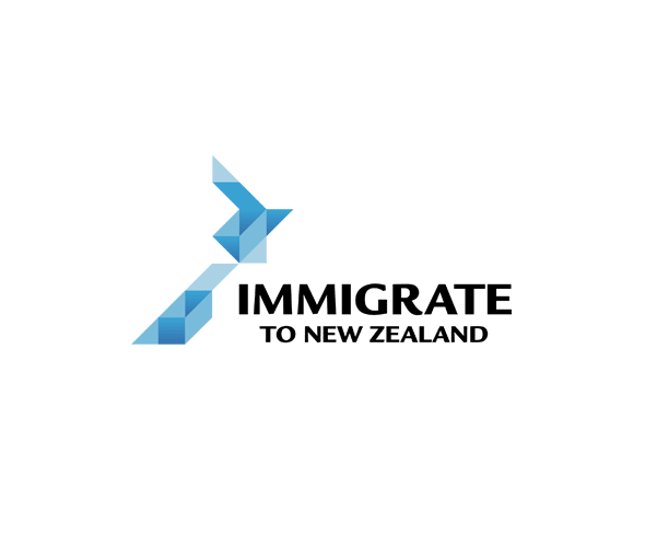 Immigrate to New Zealand logo