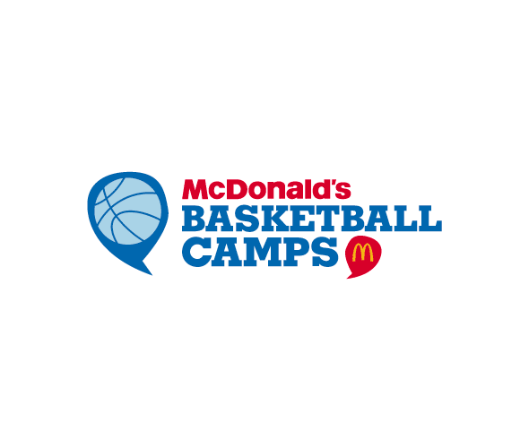Basketball camp logo